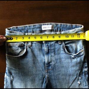 """‼️$10 SALE‼️Zara """"ripped"""" jeans - bought in Berlin"""